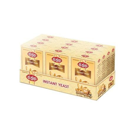 Al Alali Instant Yeast 4x11g