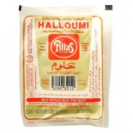 Pittas Halloumi Cheese 200g