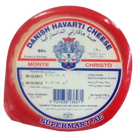 Monte Christo Havarti Cheese 200g