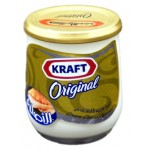 Kraft Original Cream Cheese Spread 140g