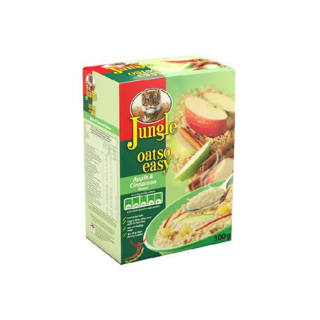 Jungle Oatso Easy Apple & Cinnamon 500g