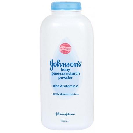 Johnson's Baby Powder with Pure Cornstarch 113g