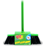 Scotch Brite Twister Extra Outdoor Broom With Stick