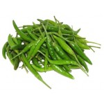 Green Chillis 200g