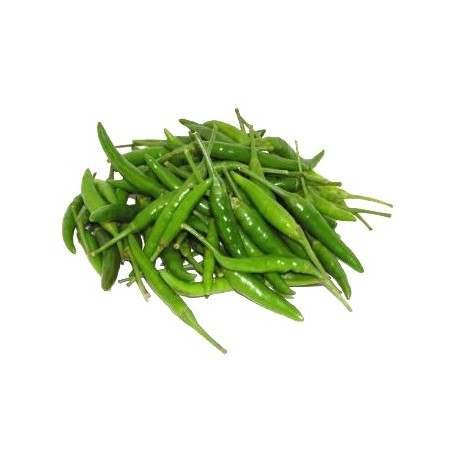 Green Chillis 200g
