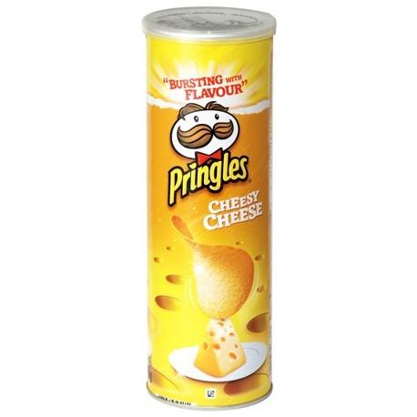 Pringles Cheesy Cheese 165g