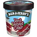 Ben & Jerry's Ice-Cream Red Velvet Cake 473ml