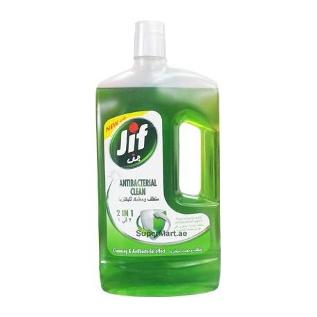Jif Antibacterial Clean 2in1 Floor Cleaner 1000ml