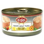 Al Alali White Meat Tuna Solid Pack in Sunflower Oil 170g