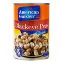 American Garden Blackeye Peas Classic 425g