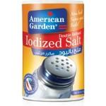 American Garden Iodized Salt 737g