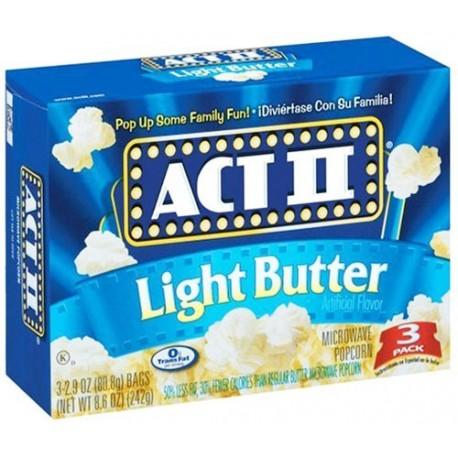 Act II Popcorn Light Butter Flavour 241.8g