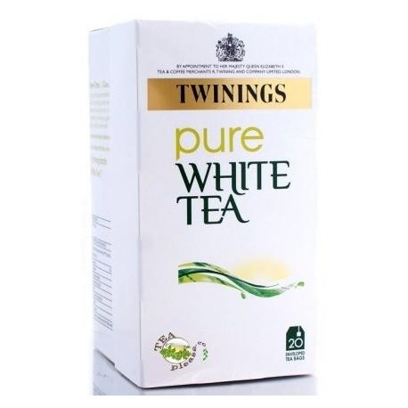 Twinings Pure White Tea Bags 20