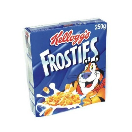 Kelloggs Frosties Cereal 250g
