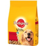 Pedigree Vital Protection Adult Dogs Beef and Vegetables Flavor 3kg