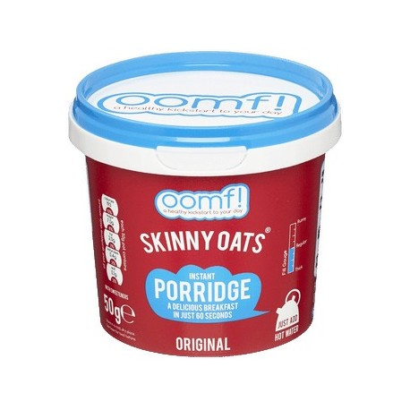 Oomf! Whey Protein Porridge Porridge Original 75g