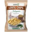 Simply 7 Lentil Chips Jalapeno 113g