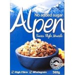 Alpen No Added Sugar Swiss Style Muesli 560g