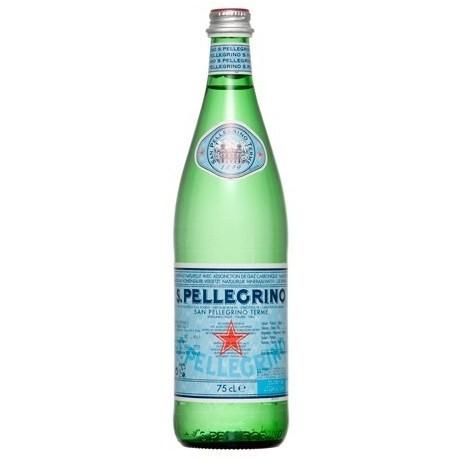 San Pellegrino Sparkling Table Water 750ml