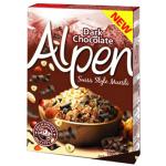 Alpen Dark Chocolate Swiss Style Muesli 625g