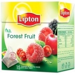 Lipton Forest Fruit Pyramid Tea Bags 15