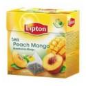 Lipton Peach Mango Pyramid Tea Bags 15