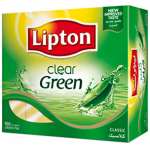 Lipton Clear Green 100 Tea Bags