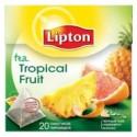 Lipton Tropical Fruit Pyramid Tea Bags 15
