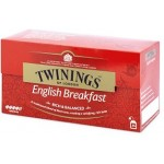 Twinings English Breakfast Teabags 25x2g