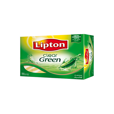 Lipton Clear Green Classic Tea Bags 25