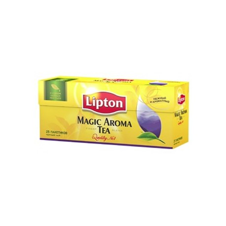 Lipton Magic Aroma Black Tea 25bags
