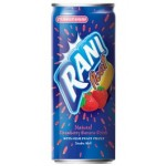 Rani float Natural Strawberry -Banana drink 240ml