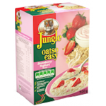 Jungle Oatso Easy Strawberry Yoghurt 500g