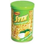 Kitco Stix Sour Cream & Onion 45g