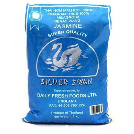Silver Swan Jasmine Rice 1kg