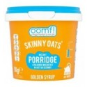 Oomf! Skinny Oats Instant Porridge Golden Syrup 50g