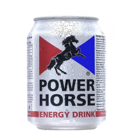 Power Horse Energy Cola 335ml
