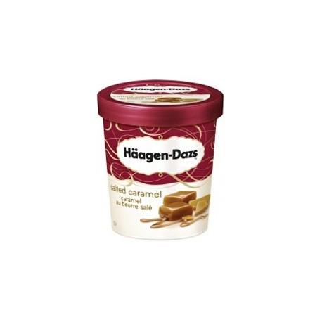 Haagen-Dazs Salted Caramel Ice Cream 500ml