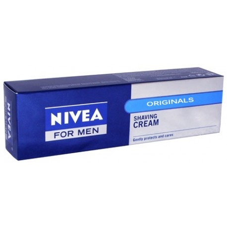 Nivea Originals Mild Shaving Cream 100ml