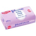 Johnson's Baby Bedtime Soap Bar 125g