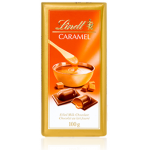Lindt Caramel Chocolate 100g