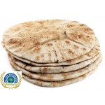 Golden Fork Arabic White Bread Medium
