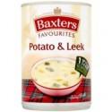 Baxters Country Potato & Leek Soup 380g