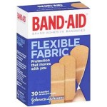 Johnson's Band-aid Flexible Fabric 50 assrtd. sizes