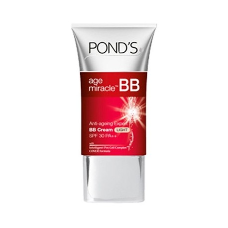 Pond's Age Miracle BB Cream SPF 30PA++ Light 25g
