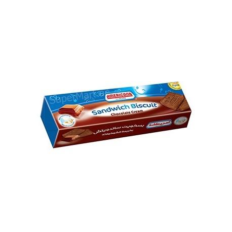Americana Sandwich Biscuits Chocolate Cream