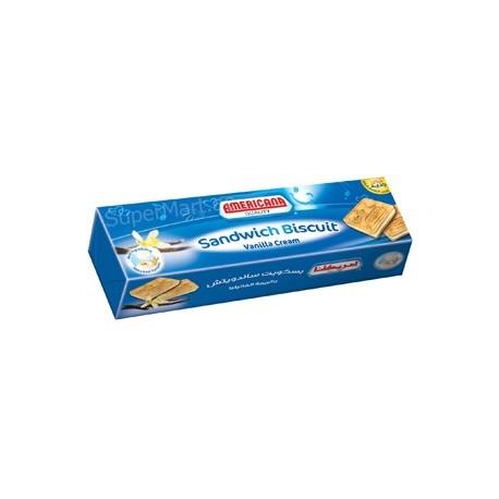 Americana Sandwich Biscuit Vanilla Cream