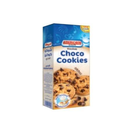Americana Choco Cookies Original 180g
