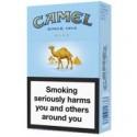 Camel Lights Blue