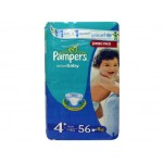 Pampers Active baby 5 Junior 11-25kg 38 Diapers